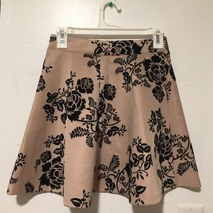 Rue 21 Small Floral Skirt